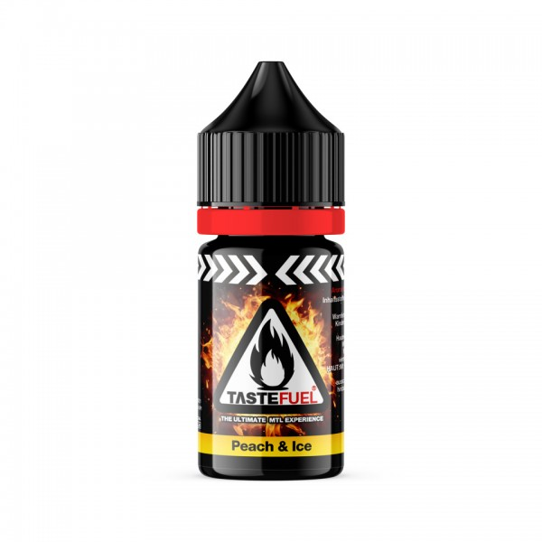 Tastefuel - Peach & Ice MTL Aroma 10ml - Original Bang Juice