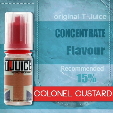 COLONEL CUSTARD Aroma 30ml - Original T-Juice