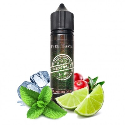 ranberry Mint LongFill - FLAVOUR54