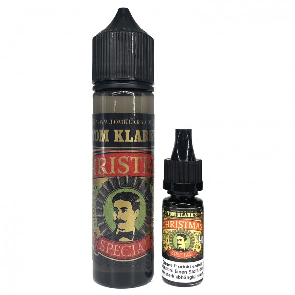 Tom Klark CHRISTMAS SPECIAL 60ml - E-Liquid made in Germany