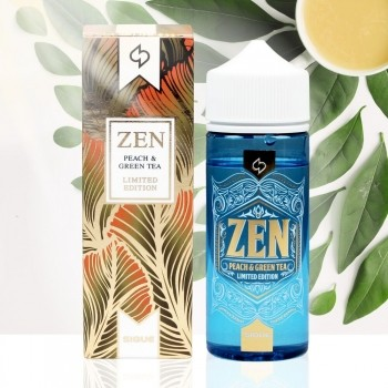 SIQUE Berlin - ZEN - 100ml OVERDOSED - E-Liquid made in Germany