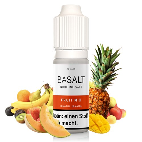 Fruit Mix NicSalt - BASALT