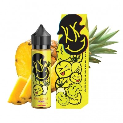 ACID PINEAPPLE SOUR - E-Liquid made in Malaysia